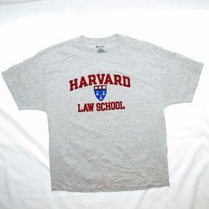 Harvard 'Law School' Shirt by Champion (Size XL)